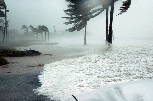Storm surge- Be prepared. Have an Emergency Plan.